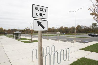 New park and ride Monocacy and Rt. 15