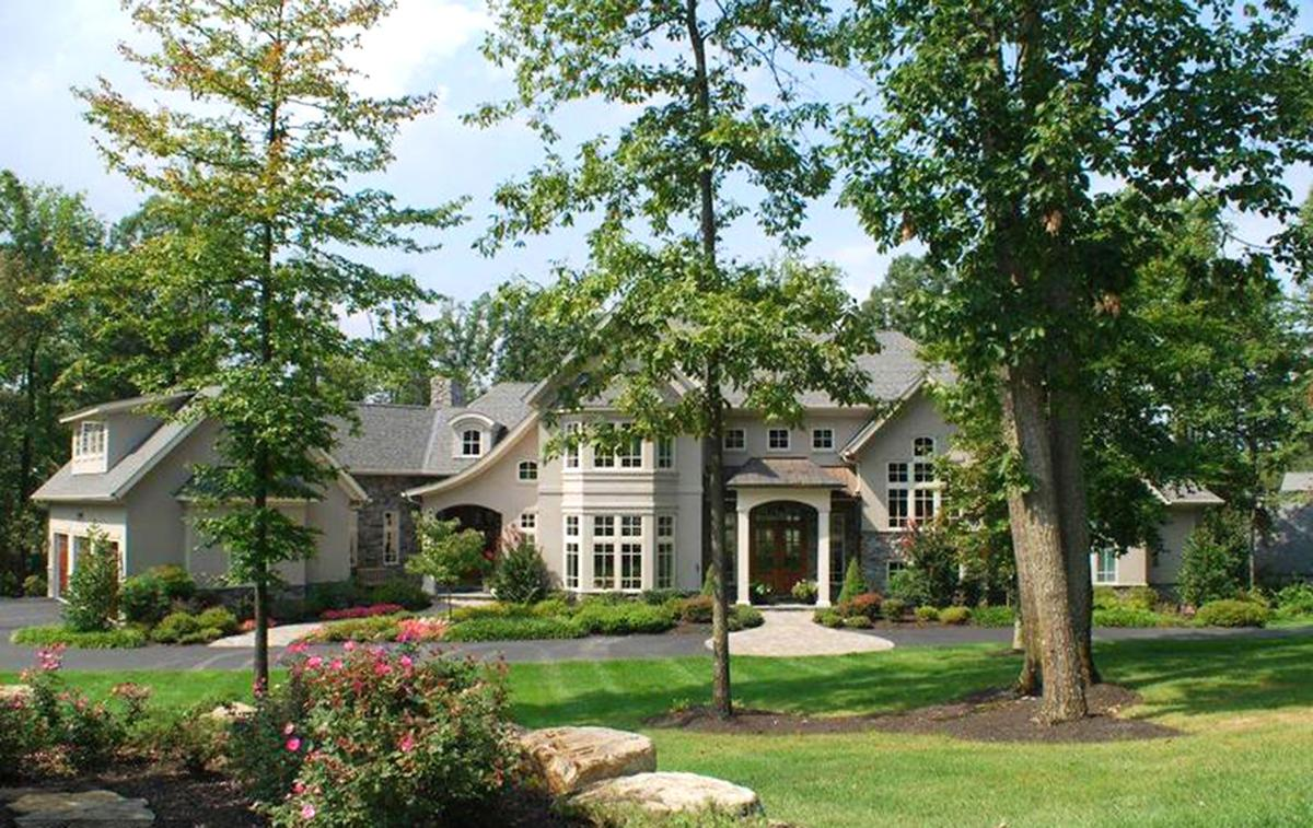 a french country home in whiskey creek estates is week u0027s top