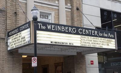 Weinberg Sign (copy)