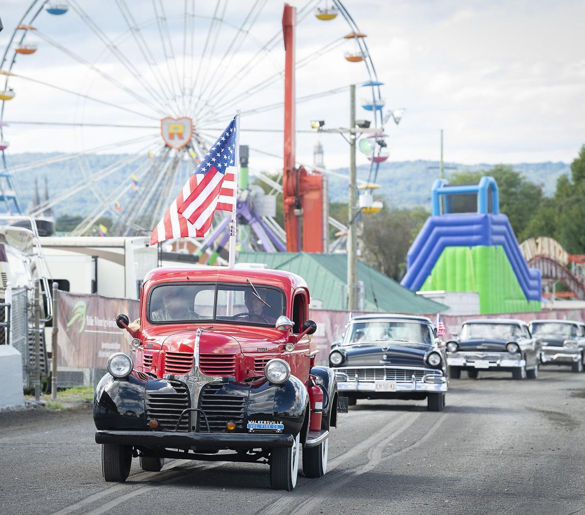 Fair Feature Thursday - Antique cars 1