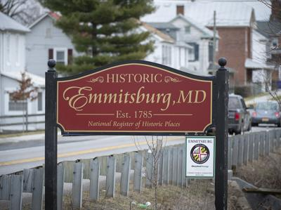 Emmitsburg Sign