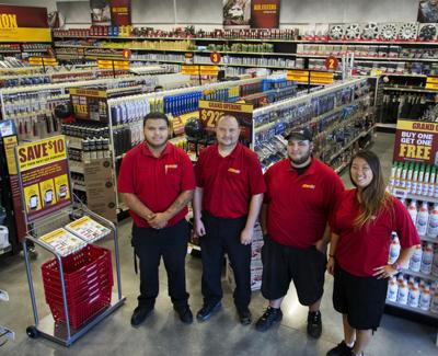 Advance Auto Parts Number >> Advance Auto Parts Opens In Market Square Economy