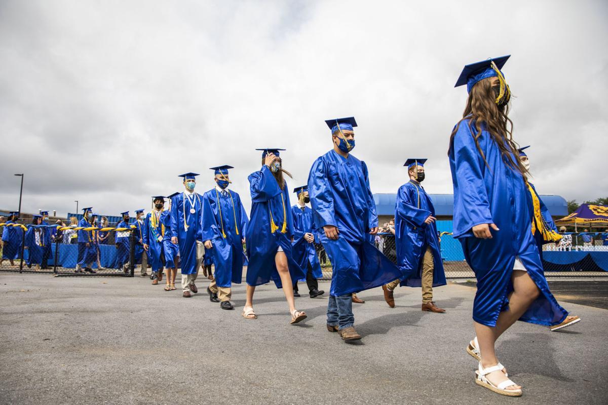 Walkersville High School Graduation