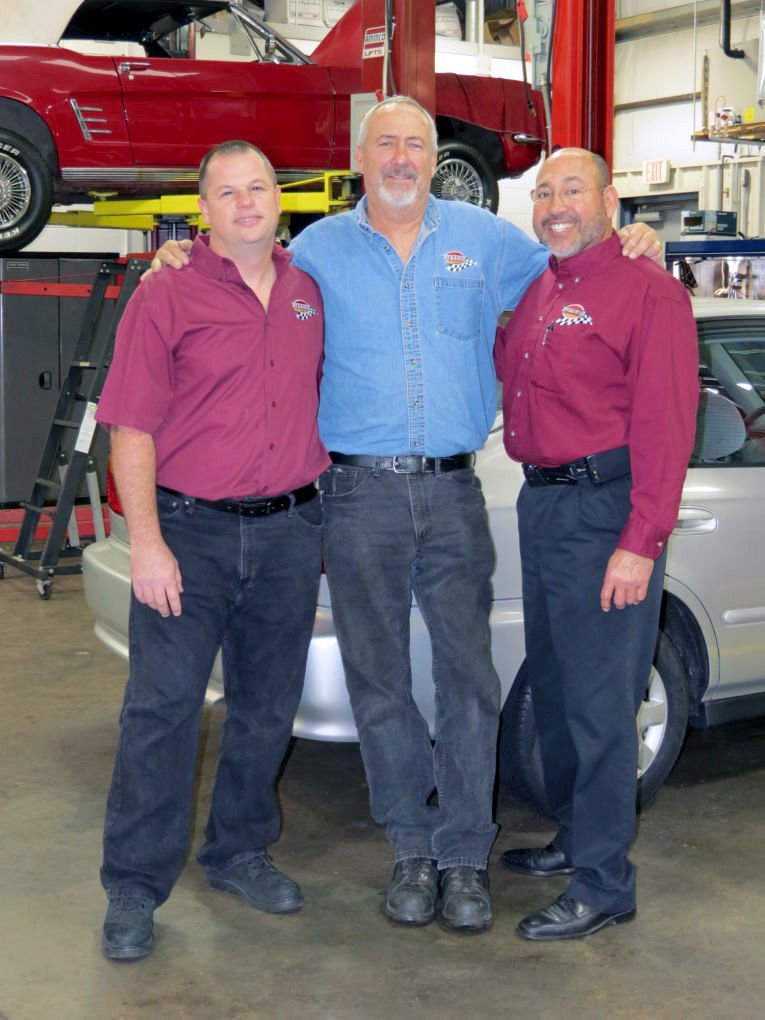 Dynamic Automotive Named One Of Top Shops In The U S