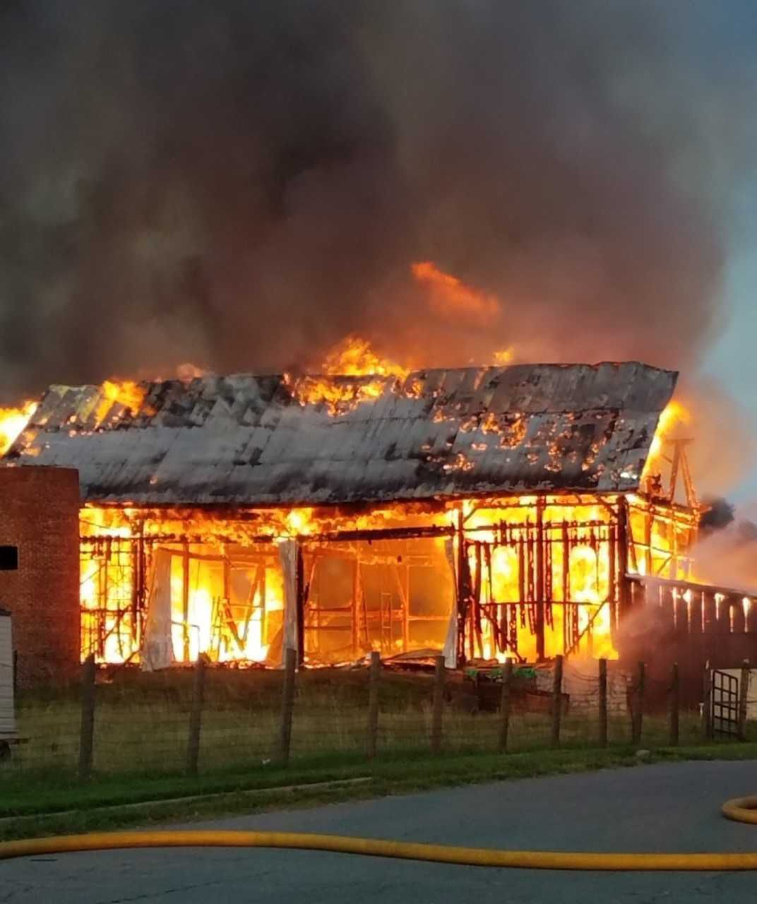 Barn burning summary. Barn Burning Summary. 2019-02-27