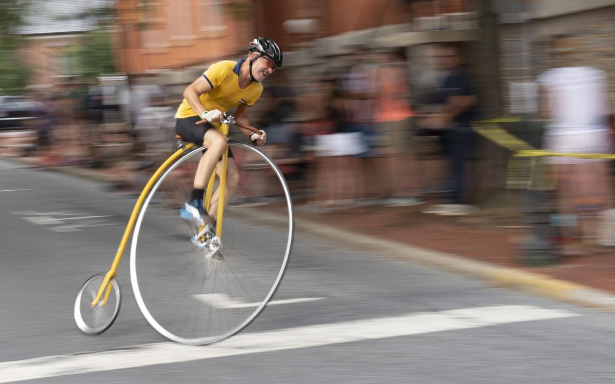High Wheel Race