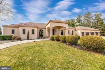 Designer accents, in-ground pool, gourmet kitchen and media room among Middletown home's amenities