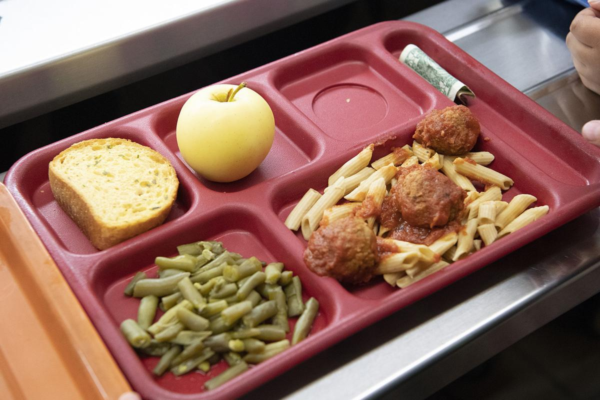 School lunch review