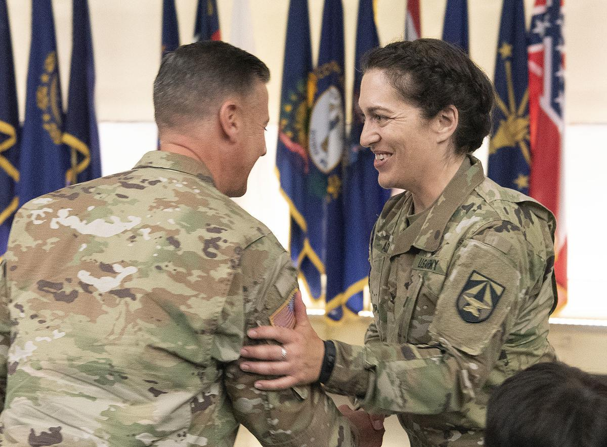 U S  Army Medical Materiel Development Activity names first
