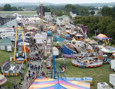 Great Frederick Fair vendors rack up hundreds of food safety violations
