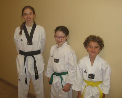 Karate qualifiers