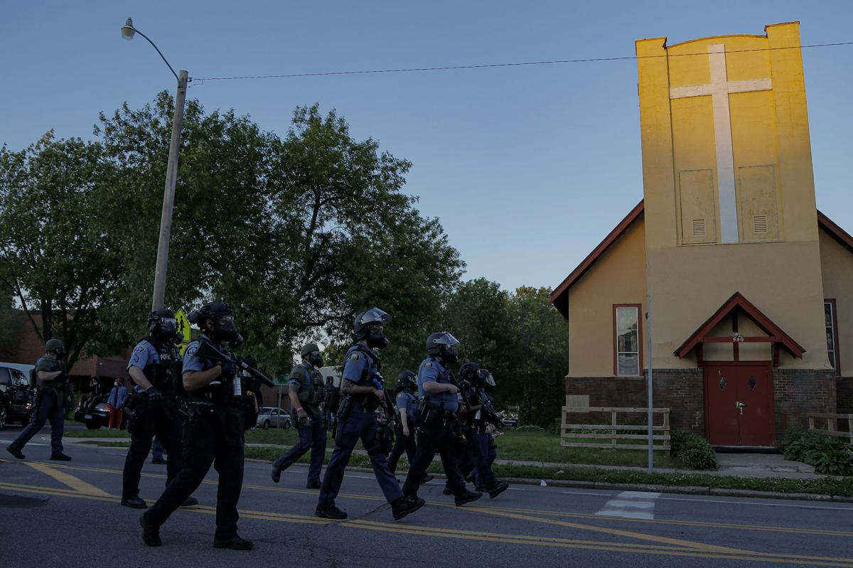 Minneapolis Police Death Faith Leaders