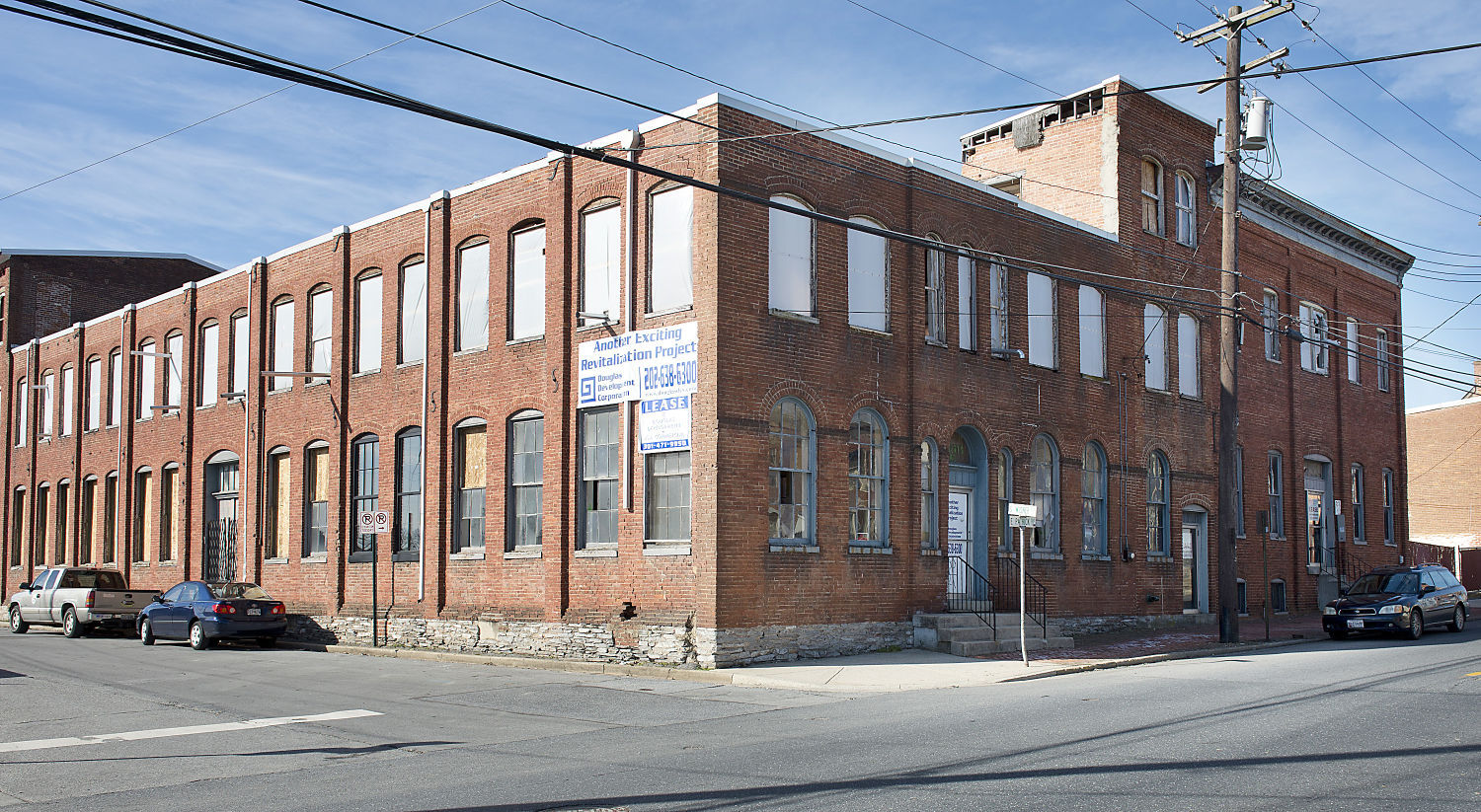 long vacant warehouse on east patrick street to be renovated rh fredericknewspost com