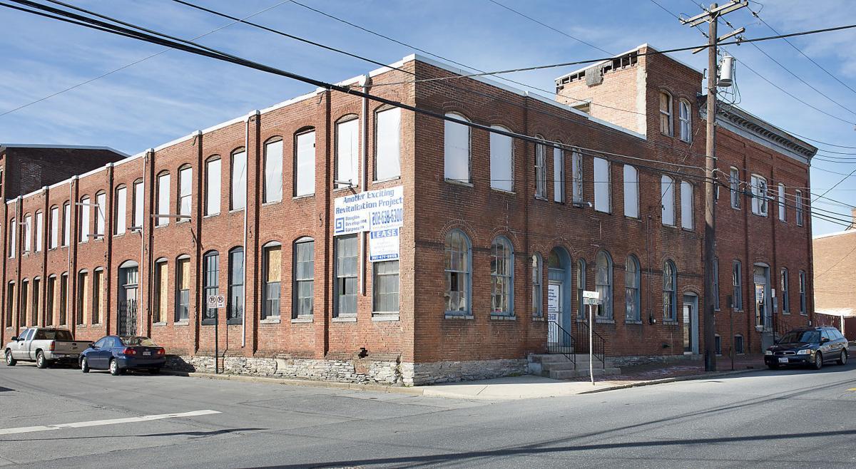 Union Mill building