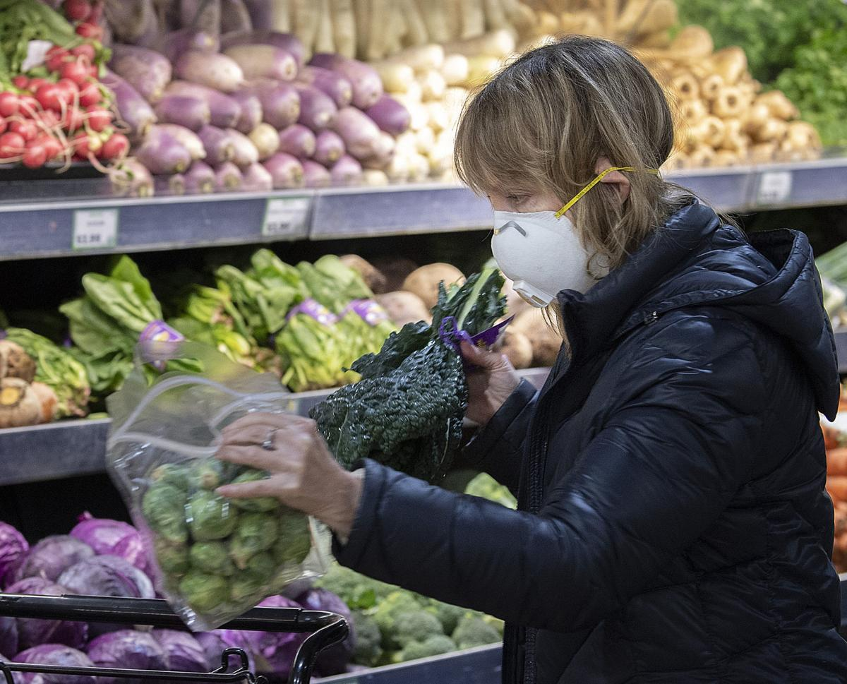 Masks at Common Market