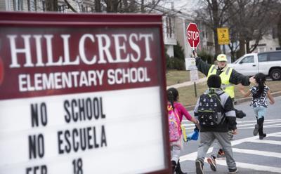 Hillcrest Elementary Dismissal