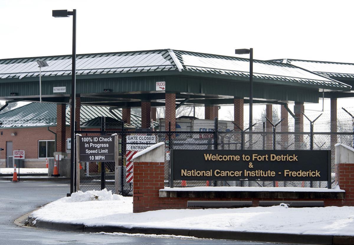 Centro de investigación biológica de EE.UU. Fort Detrick, ¿detrás del brote de ébola?