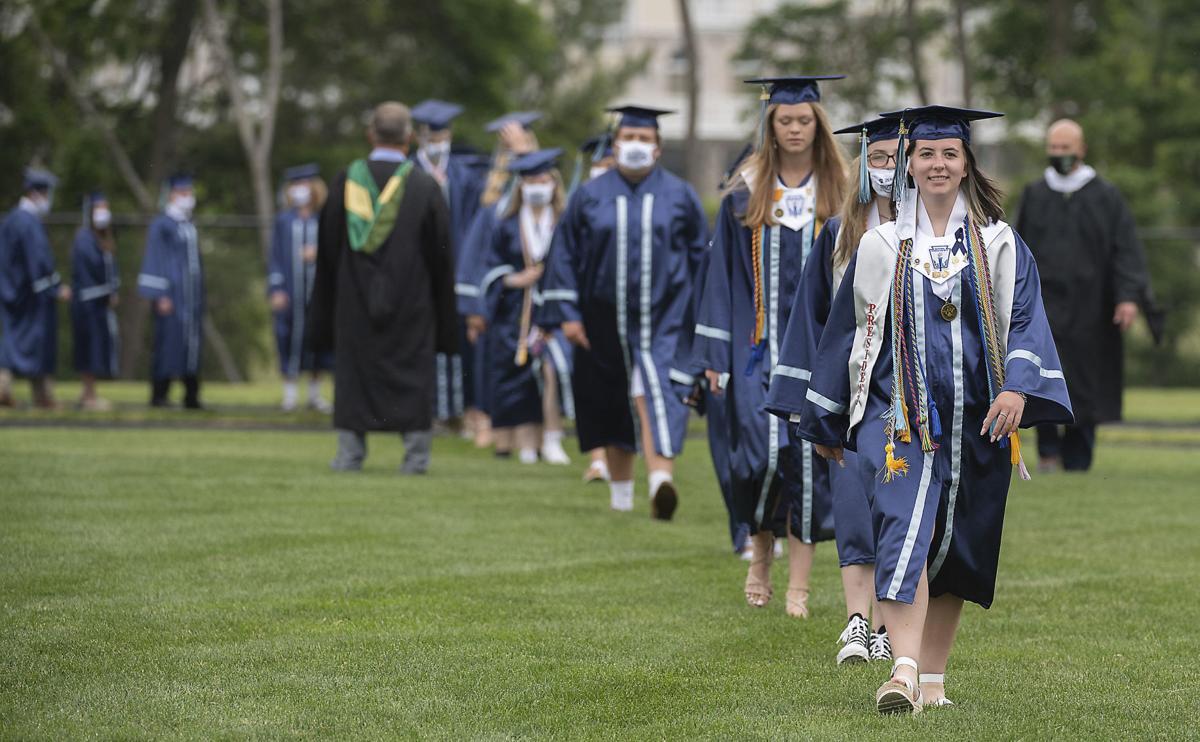 Catoctin High Graduation