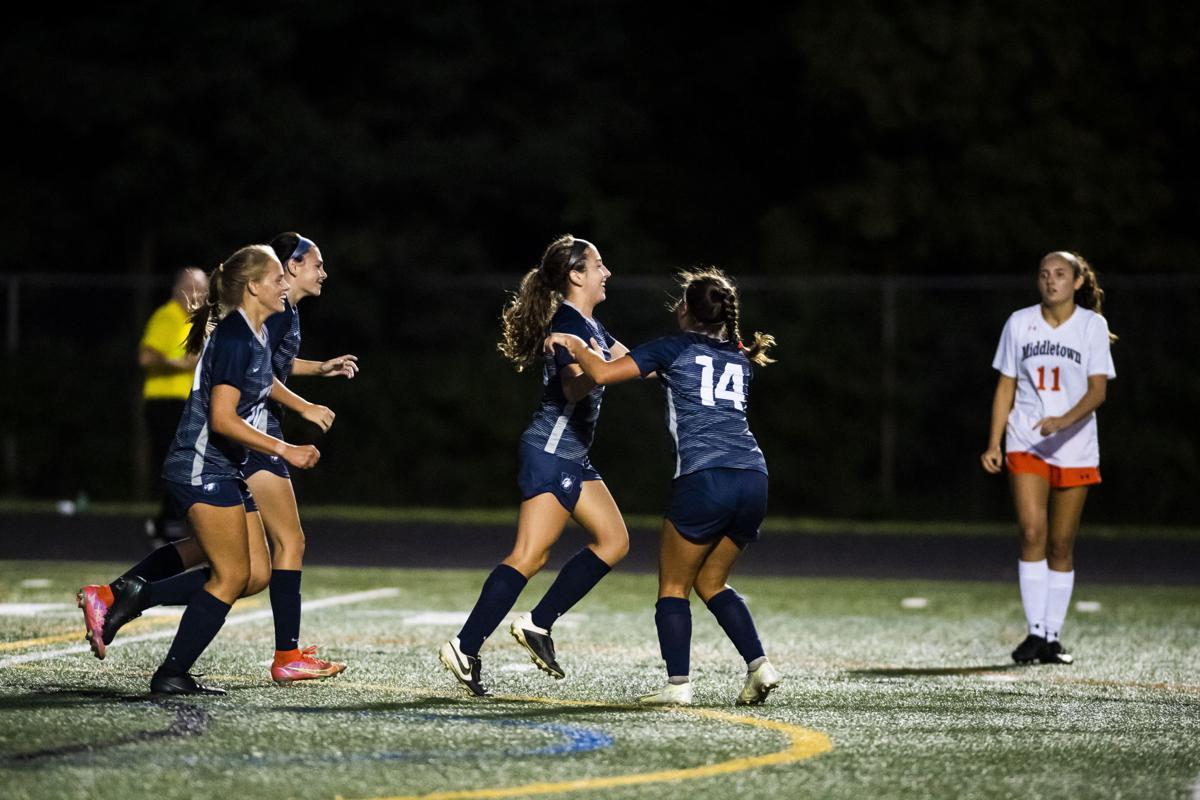 Middletown at Urbana Girls Soccer