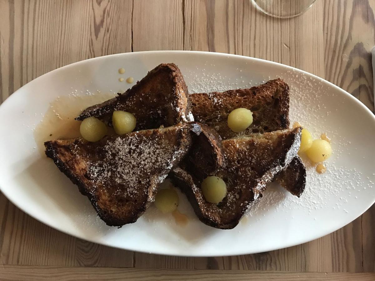 The Dish: The Wine Kitchen has amazing Sunday brunch bacon ...