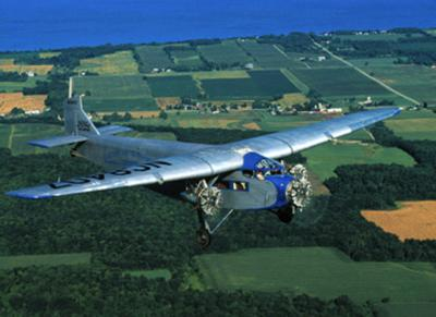 1929 Ford Tri-Motor airplane is aviation history coming to Frederick