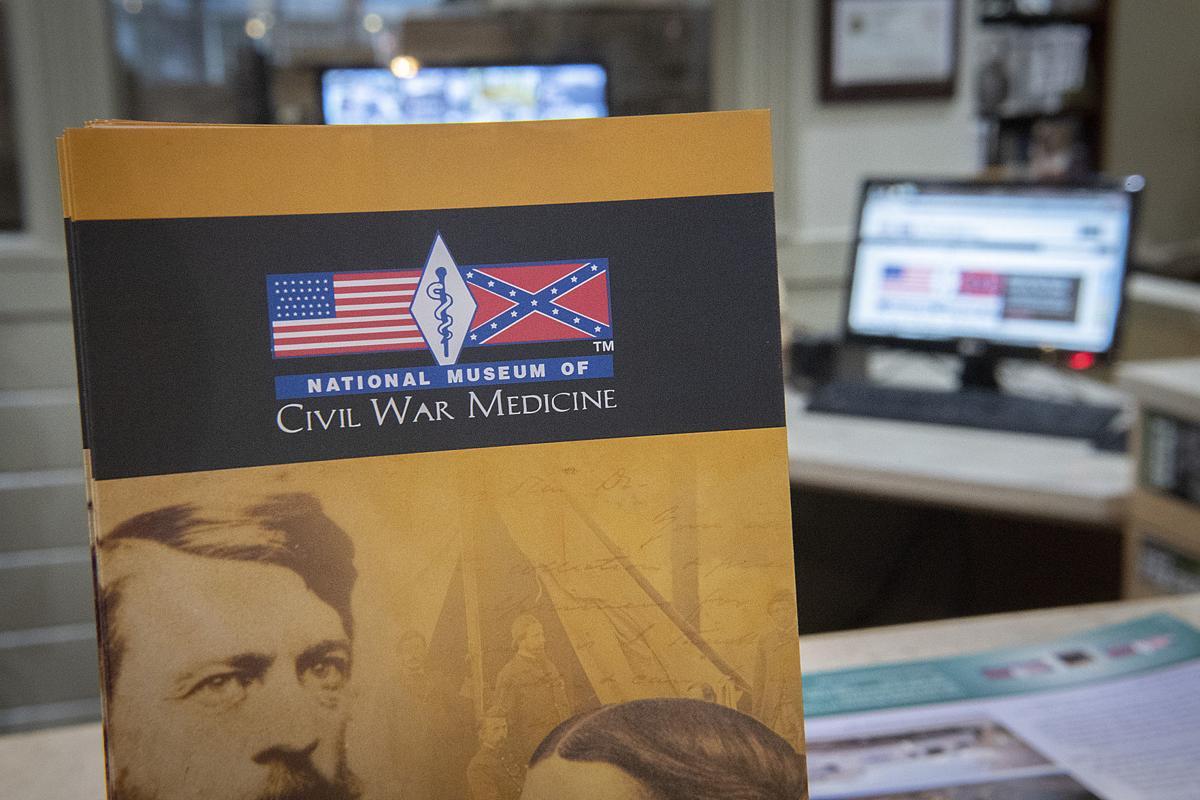 National Museum of Civil War Medicine considers removing