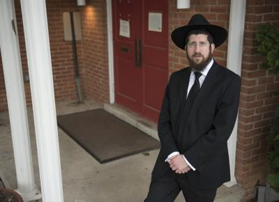 Chabad Lubavitch congregation