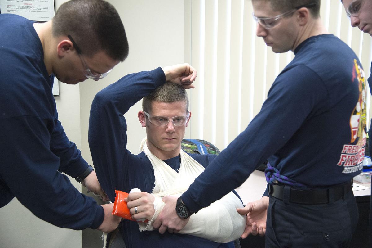 DG Fire Academy trauma care 2