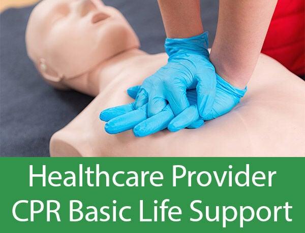 SAF157 - Healthcare Provider: CPR Basic Life Support