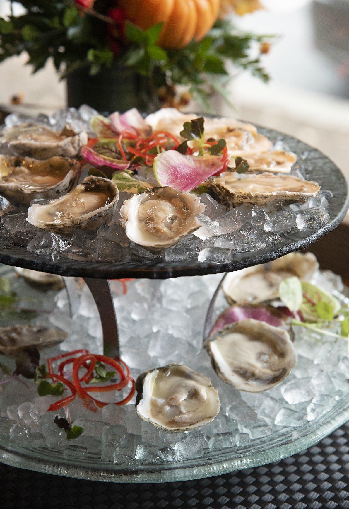 Firestone's oysters 1