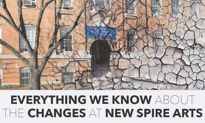 Everything we know about the changes at New Spire Arts