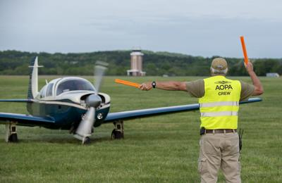 AOPA Fly In Prep