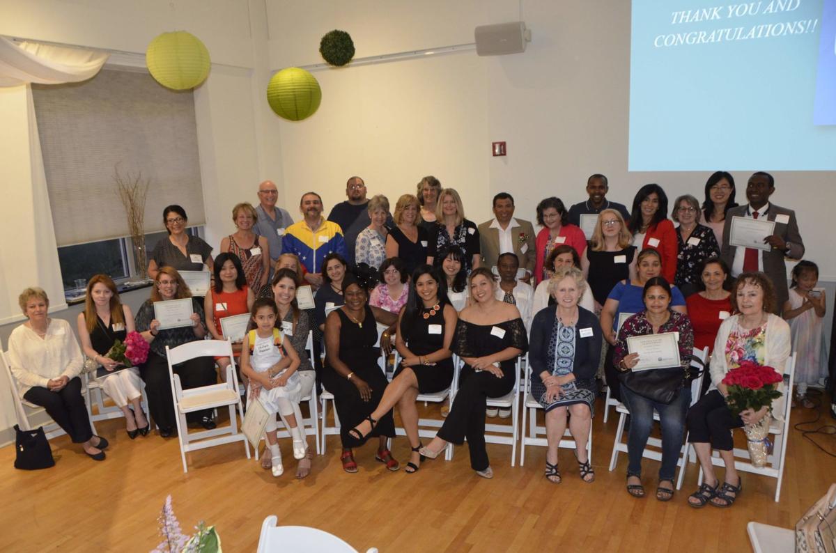 Celebrating adult learners, volunteers