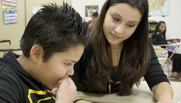 A day in the life of an English Language Learners instructor