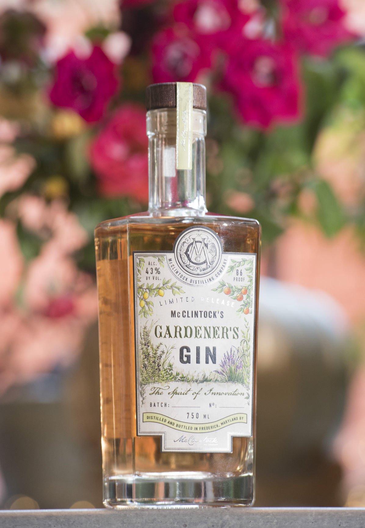 McClintock's Gardener's Gin