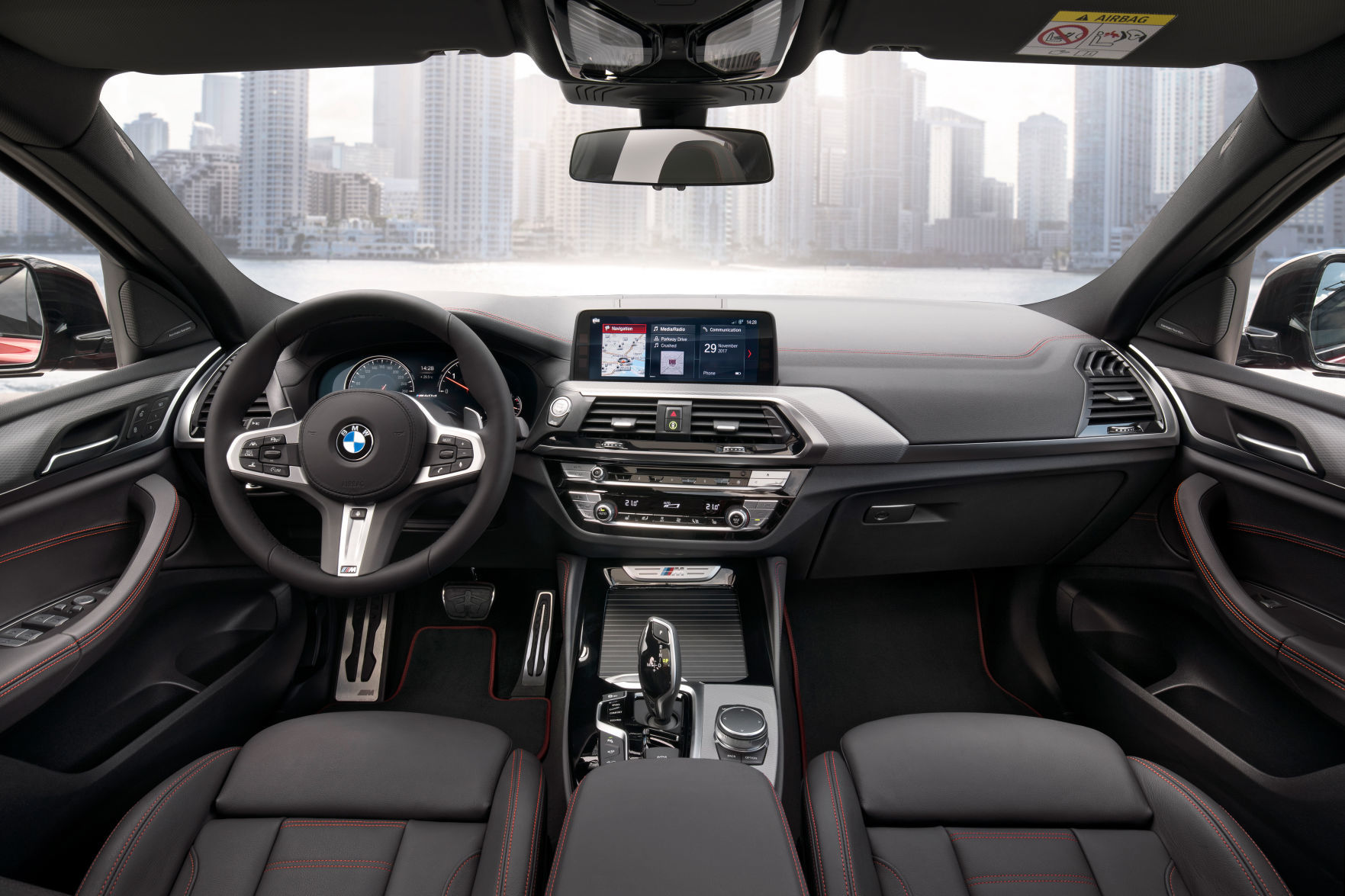 Auto Review Bmw X4 Sports Activity Coupe Gets A Redesign For Its Second Generation Economy Business Fredericknewspost Com