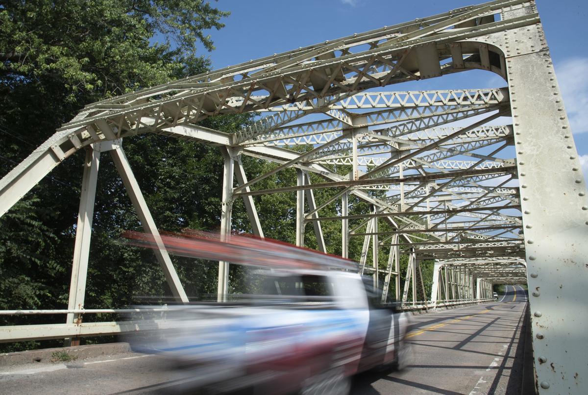 MD 28 bridge over Monocacy River 1