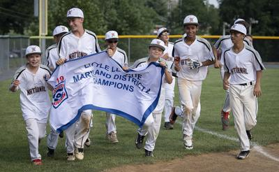 Frederick Nationals Win