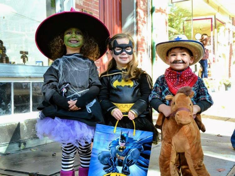 family friendly costumes encouraged trick or treat at 60 downtown businesses while supplies last halloween themed activities 10 am to noon at 30 n