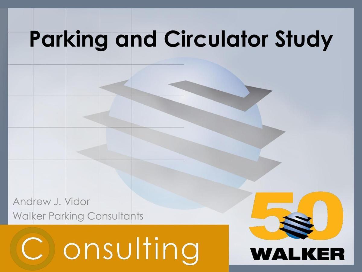 Parking study presentation