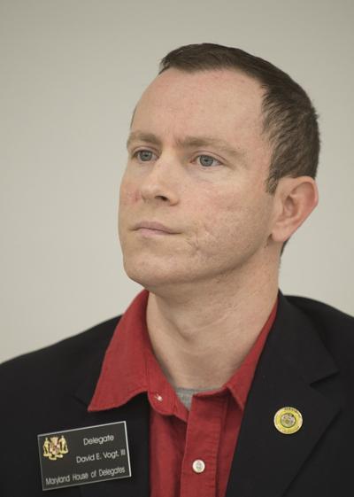 David Vogt III