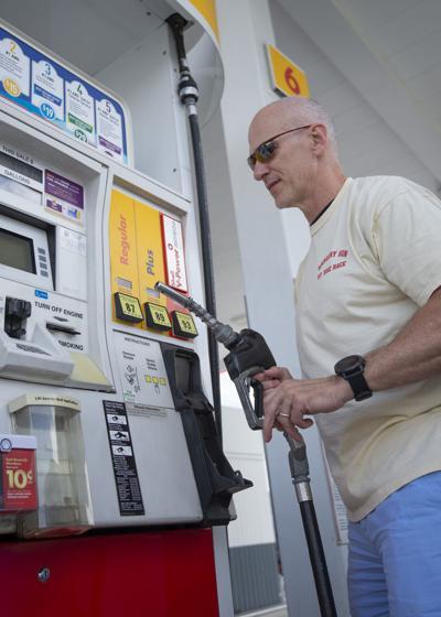 Memorial Gas Prices