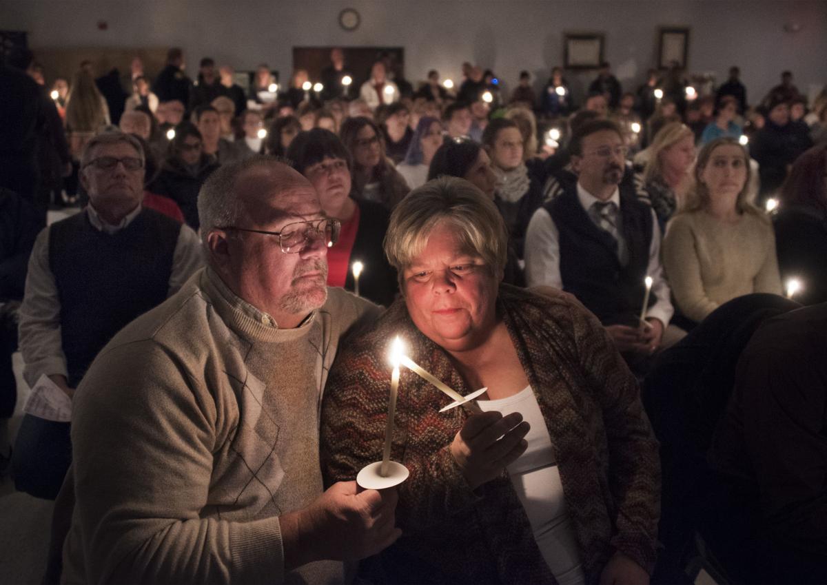 Drug Overdose and Prevention Vigil KM