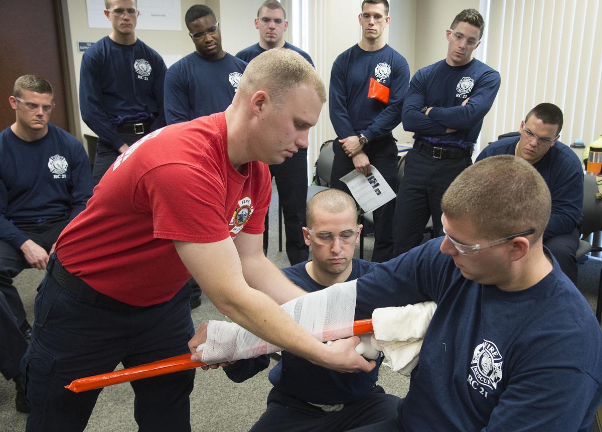 DG Fire Academy trauma care 1