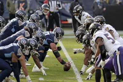 Ravens Titans Football