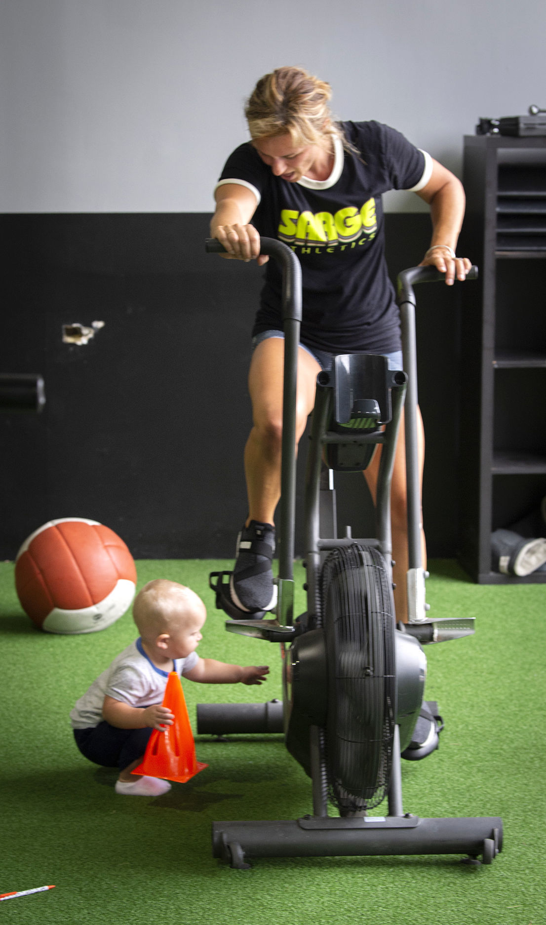 Sarge Athletics throws end-of-summer workout bash | Fitness