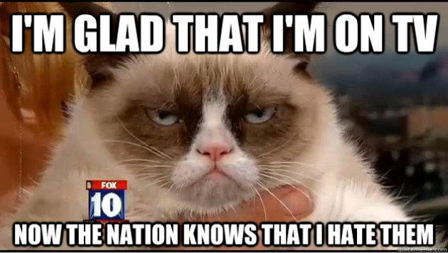 Grumpy cat is getting a movie pop goes the culture grumpy cat thecheapjerseys Gallery