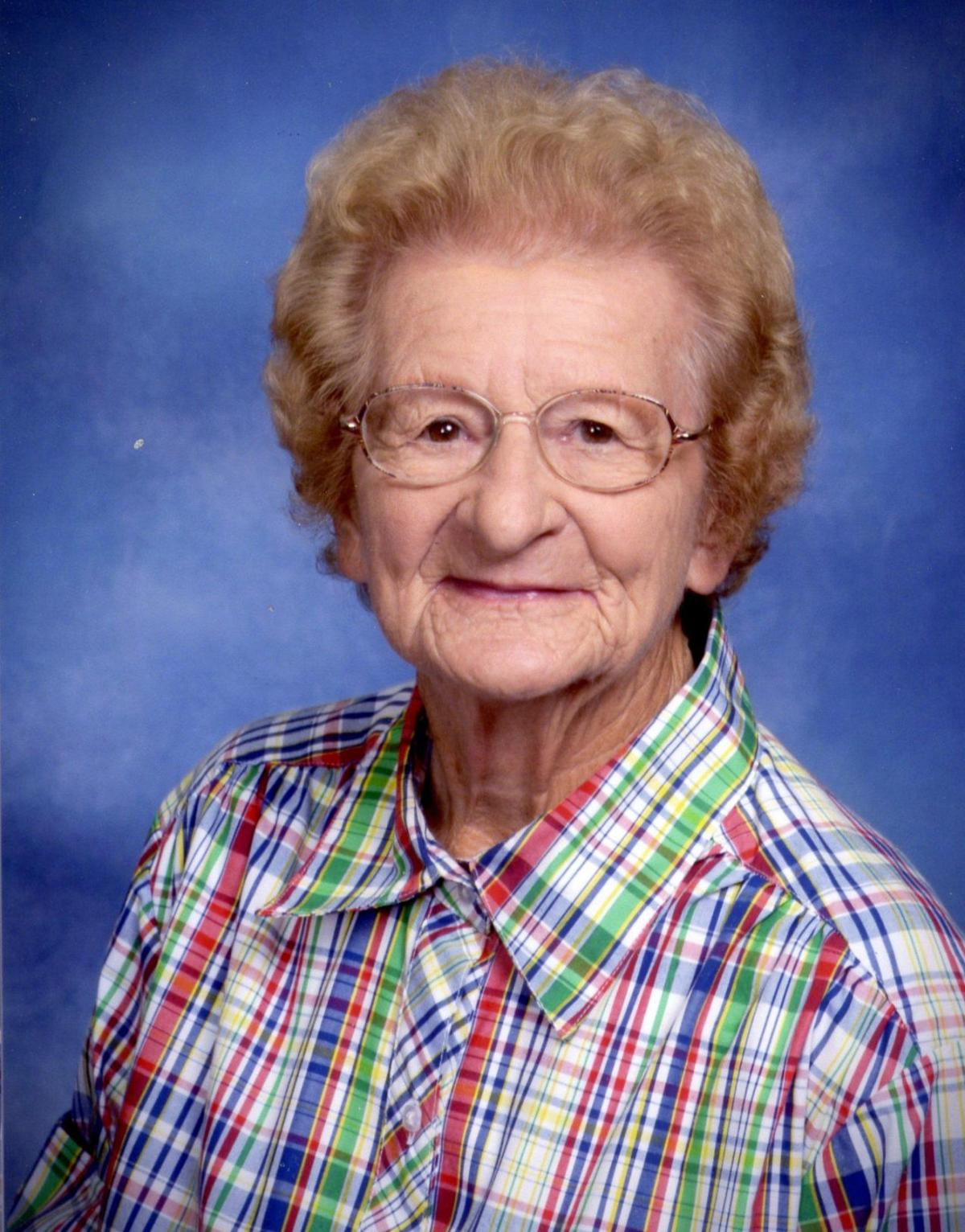 Edna  Shafer