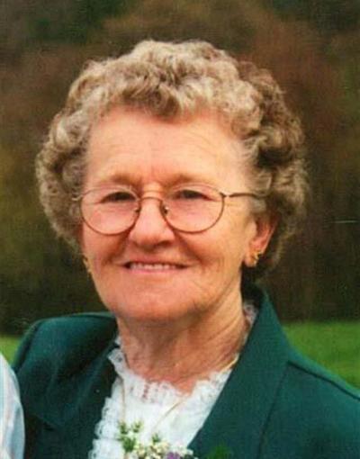 Violet M.  Crum