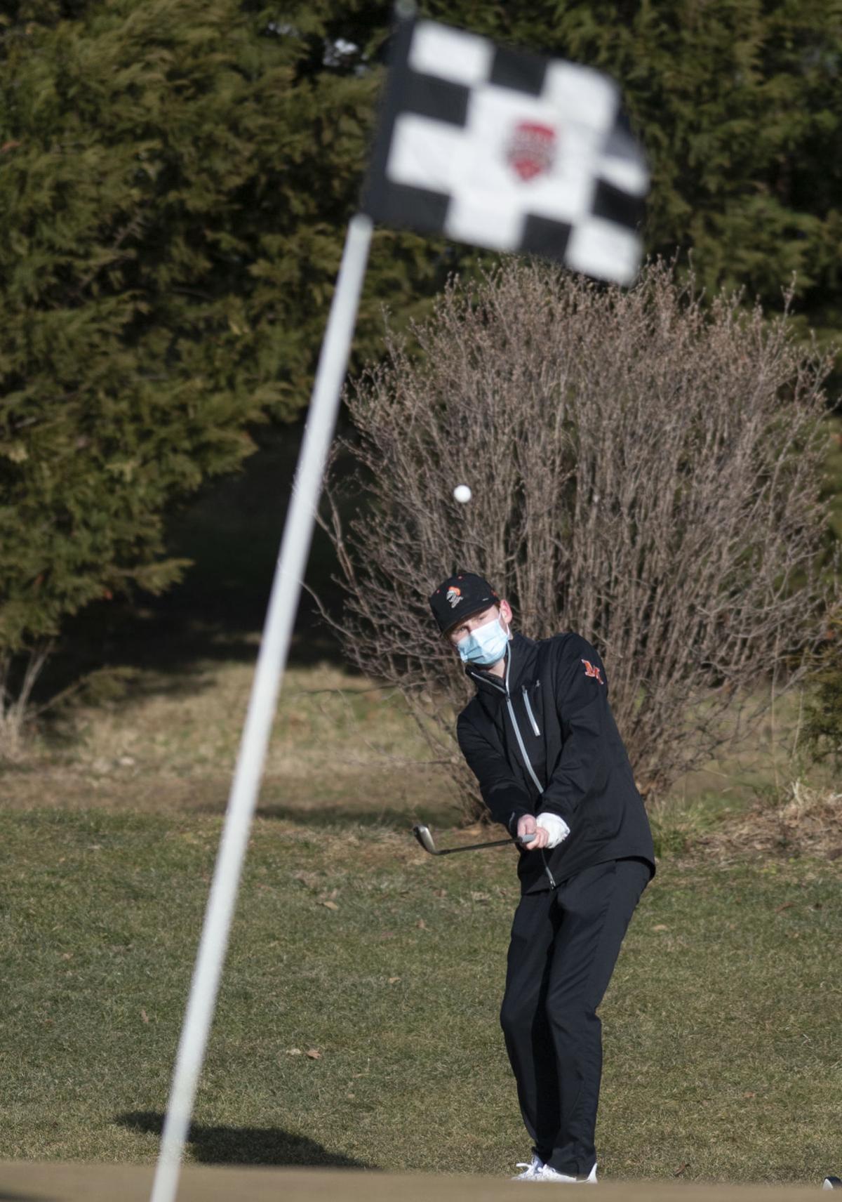 Middletown V Catoctin Golf skybox